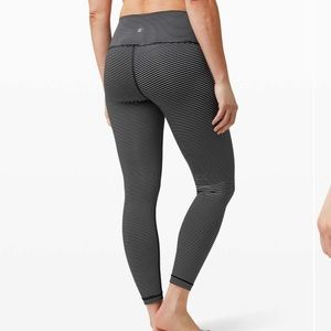 Lululemon Wunder under high rise tight luxtreme 6
